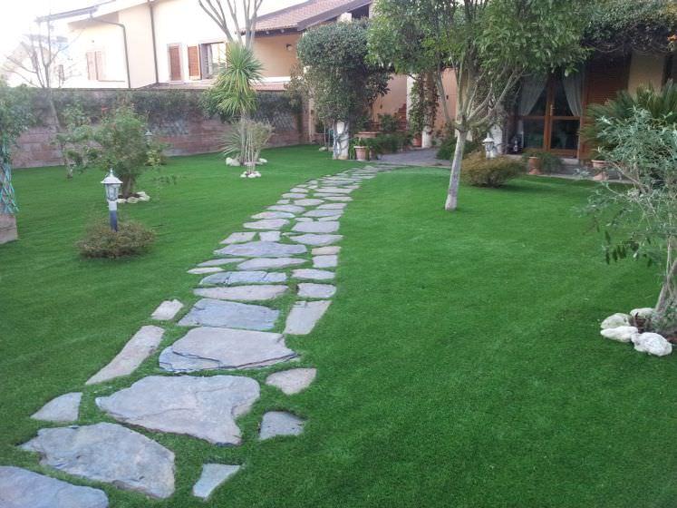 Tappeto erba sintetica da giardino gallery erba sintetica